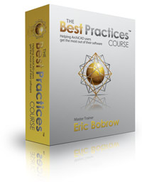The ArchiCAD Best Practices Training Course - a comprehensive resource for ArchiCAD users